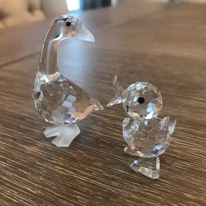 Swarovski goose and duck bundle